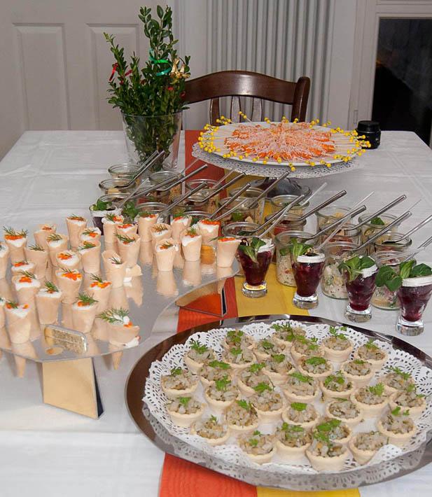 weihnachtsfeier partyservice und catering in heidelberg. Black Bedroom Furniture Sets. Home Design Ideas